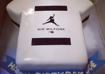 Air Wilfork Cake