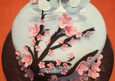 Cherry Tree Cake