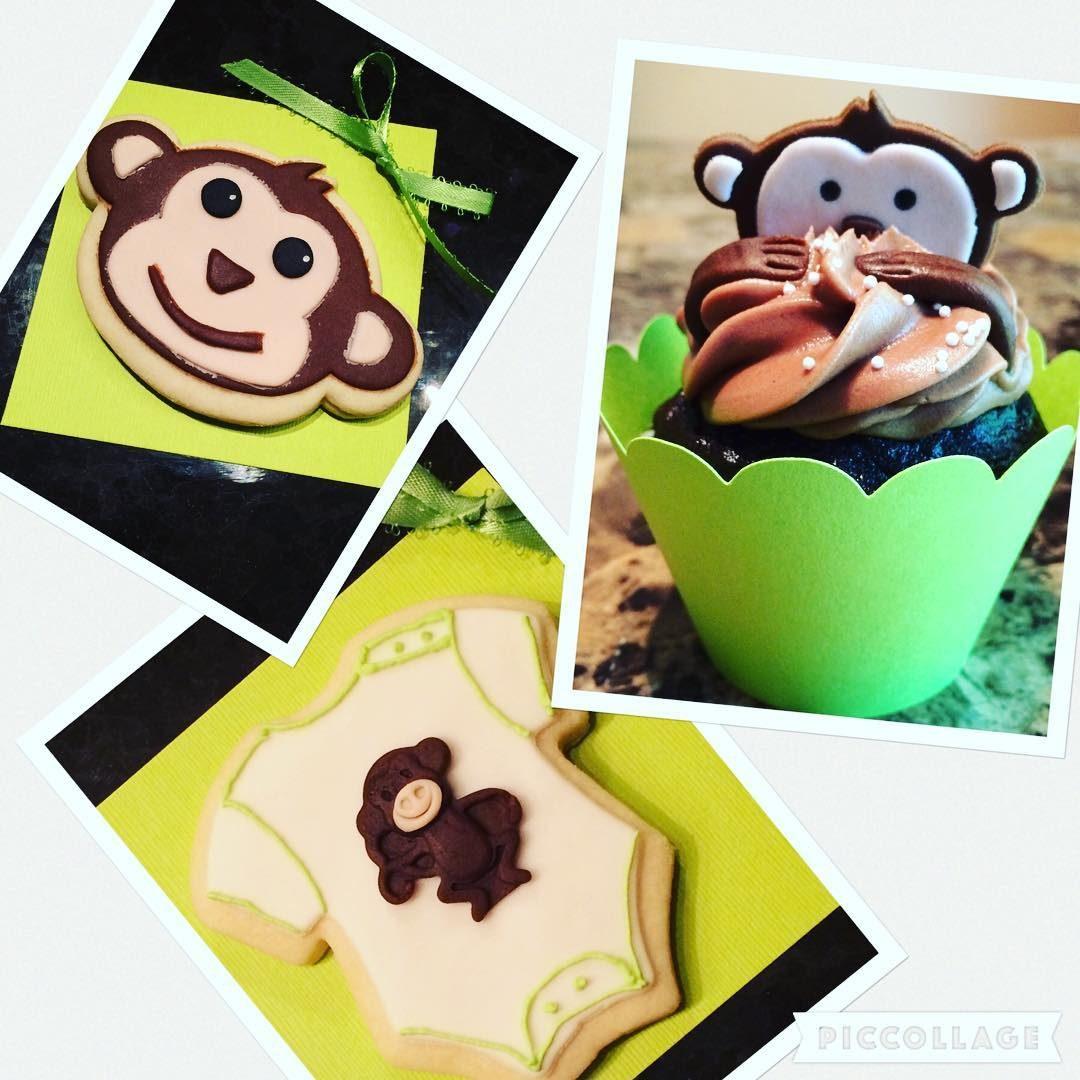 Peekaboo Cupcakes And Cookies