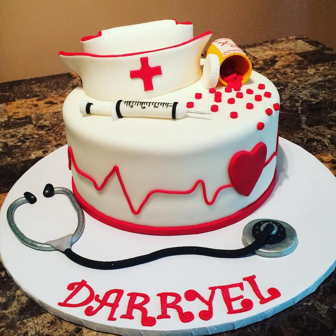Nurse's Cake