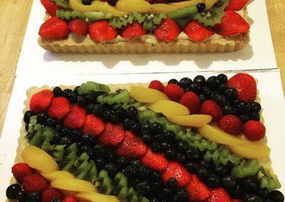Tartes De Fruits (Fruit Tarts)
