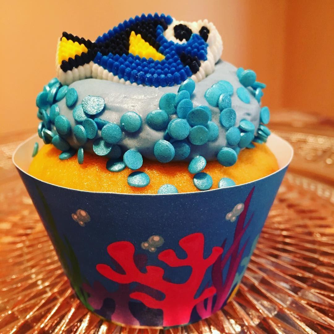 Finding Dori Cupcakes