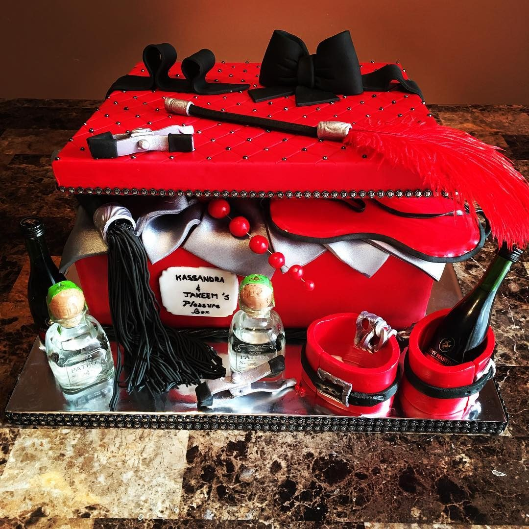 Sex Toys And Patron cake