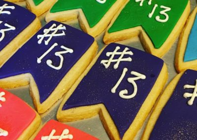 #13 Banner Cookies