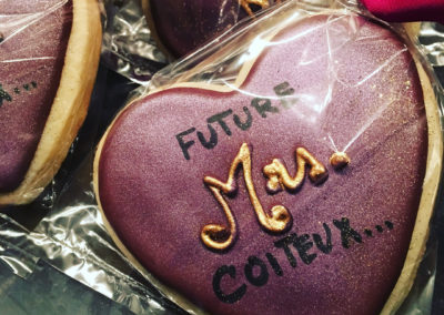 Themed Sugar Cookie Favors