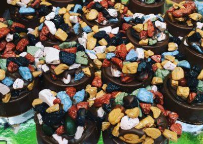 Chocolate Covered Oreo Rocks