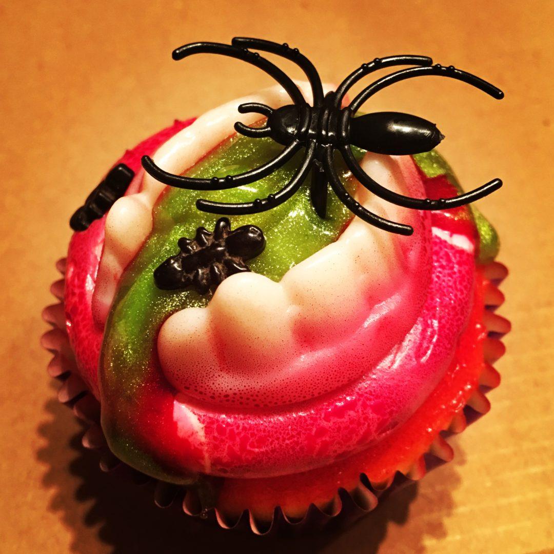 Halloween Cupcakes 2